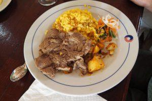 Kuba-Trinidad-Finca-Maria-Dorores-Hotel-Mittagessen