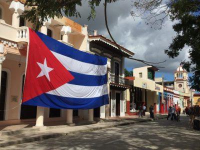 Kuba-Fahne-Heideker-Reisen