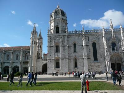 ortugal-Rundreisen-Lissabon-Hieronimus-Kloster-Heideker