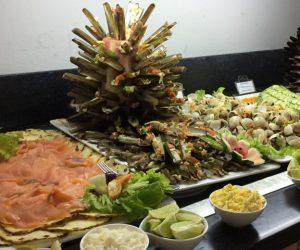 Kuba-Havanna-Memories-Miramar-Hotel-Restaurant-Abendessen-Buffet