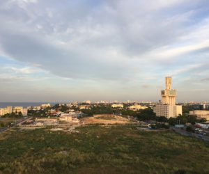Kuba-Havanna-Panorama-Hotel-Blick auf Havanna vom Panorama Hotel