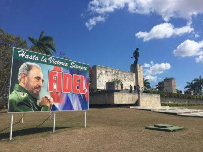 Kuba-Santa-Clara-Ernesto Che Guevara-Monument-Heideker-Reisen