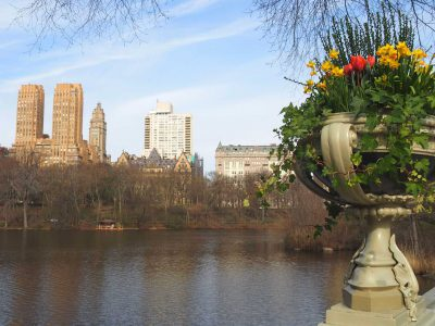 Skyline von New York - Central Park